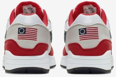 Nike's Pulled 'Betsy Ross Flag' Shoes Selling for $2,500 on StockX | News & Analysis