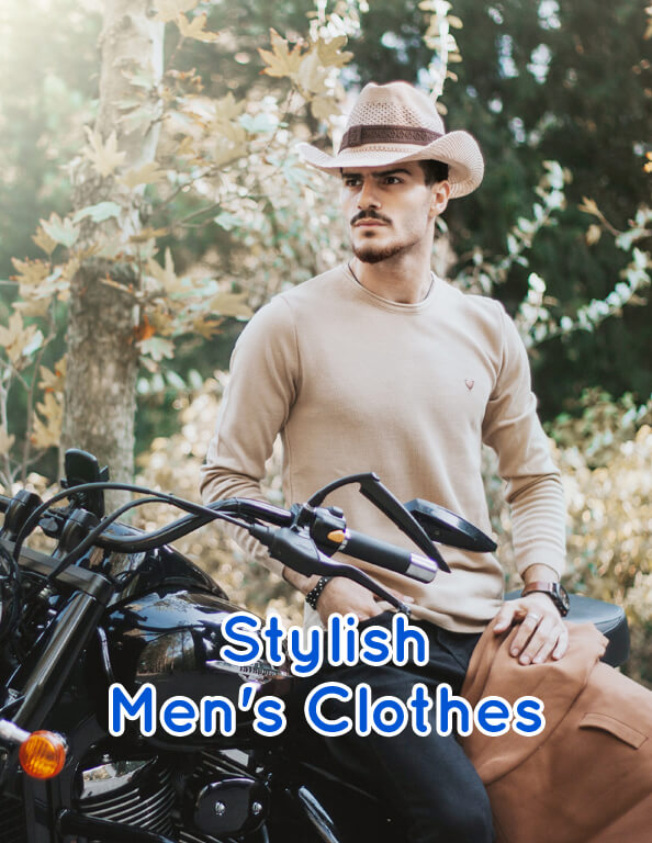 Stylish Men Clothes