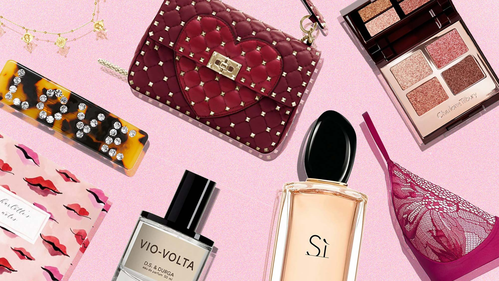 Here are our top Valentine's picks for the amazing woman in your life